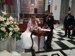 La boda de Yéssika De León Rizo y Jose Luis Vera Cruz 3