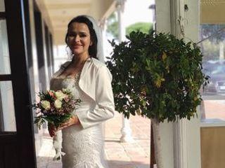 La boda de Zainab Nicole y Philippe 1