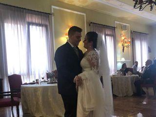 La boda de Jesús  y Judit