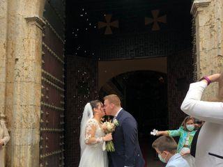 La boda de Jesús  y Judit 2