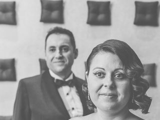 La boda de Esther y Santiago 3