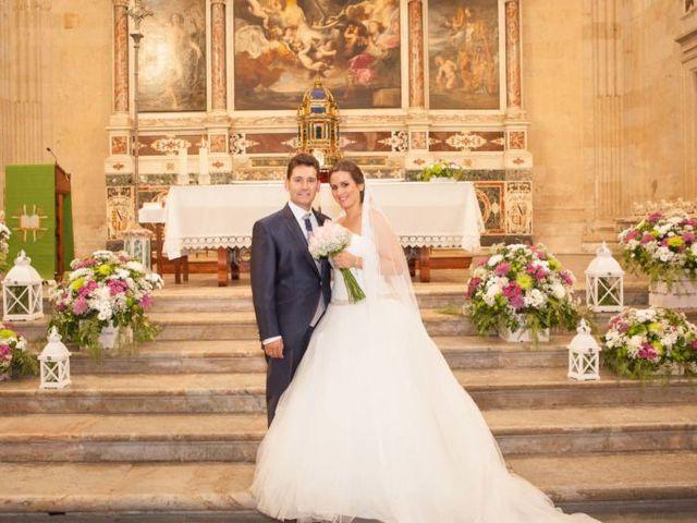 La boda de Jesús y Paula en Salamanca, Salamanca 3