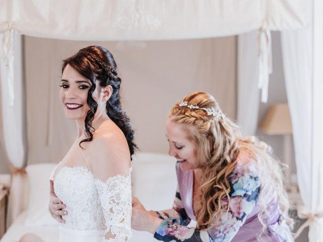La boda de Antonio y Tatiana en Velez Malaga, Málaga 41
