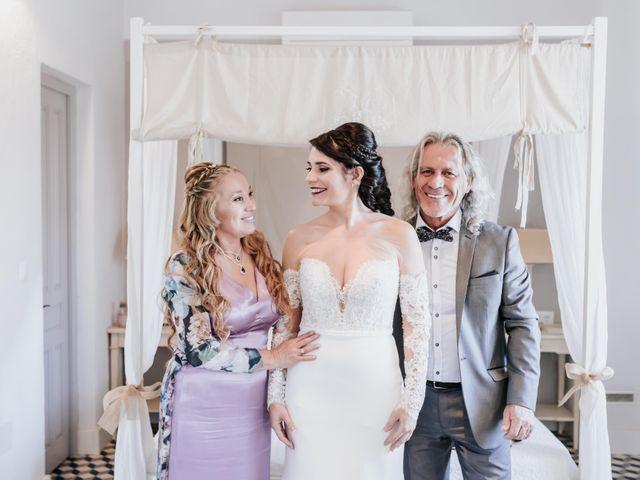La boda de Antonio y Tatiana en Velez Malaga, Málaga 47