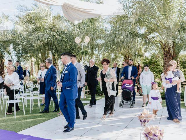 La boda de Antonio y Tatiana en Velez Malaga, Málaga 50