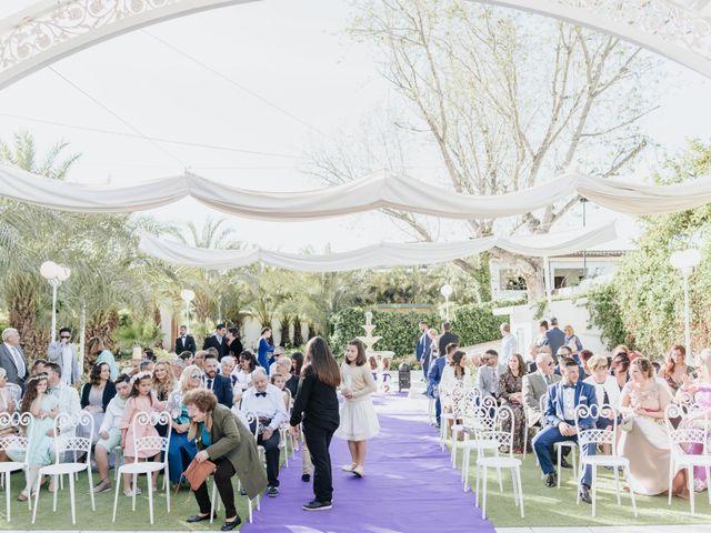 La boda de Antonio y Tatiana en Velez Malaga, Málaga 55