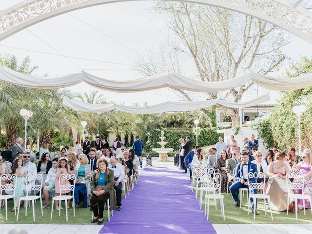 La boda de Antonio y Tatiana en Velez Malaga, Málaga 56