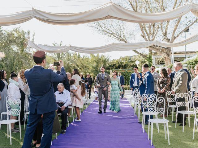 La boda de Antonio y Tatiana en Velez Malaga, Málaga 58