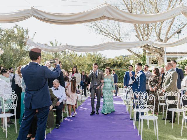 La boda de Antonio y Tatiana en Velez Malaga, Málaga 59