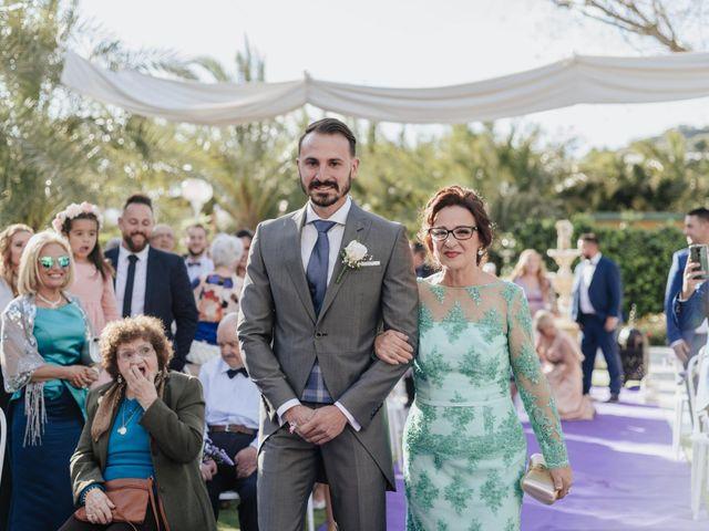 La boda de Antonio y Tatiana en Velez Malaga, Málaga 60