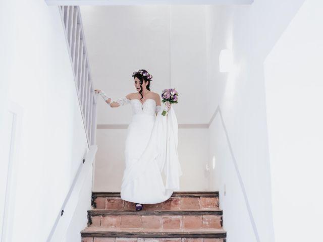 La boda de Antonio y Tatiana en Velez Malaga, Málaga 61