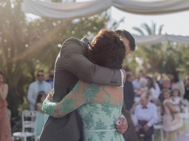 La boda de Antonio y Tatiana en Velez Malaga, Málaga 62