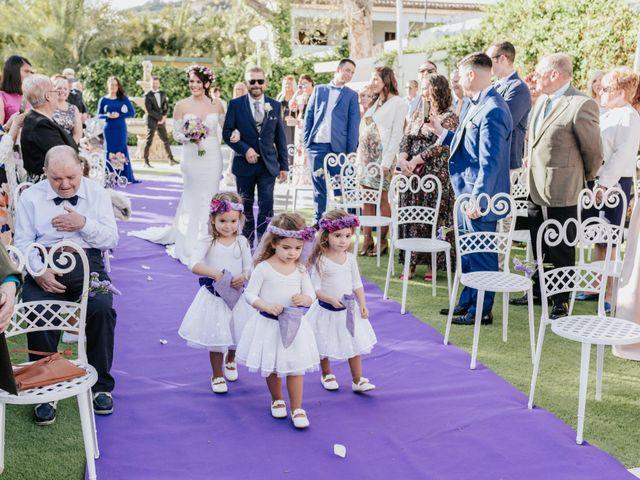 La boda de Antonio y Tatiana en Velez Malaga, Málaga 63
