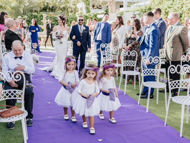 La boda de Antonio y Tatiana en Velez Malaga, Málaga 64