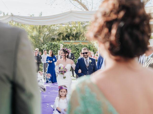 La boda de Antonio y Tatiana en Velez Malaga, Málaga 65
