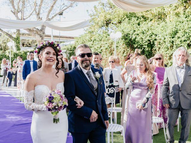 La boda de Antonio y Tatiana en Velez Malaga, Málaga 66