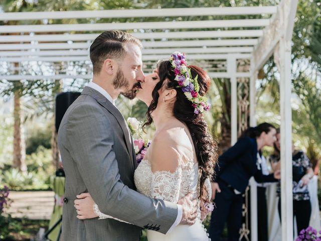 La boda de Antonio y Tatiana en Velez Malaga, Málaga 67
