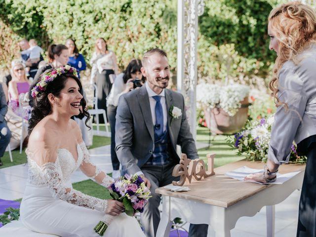 La boda de Antonio y Tatiana en Velez Malaga, Málaga 70
