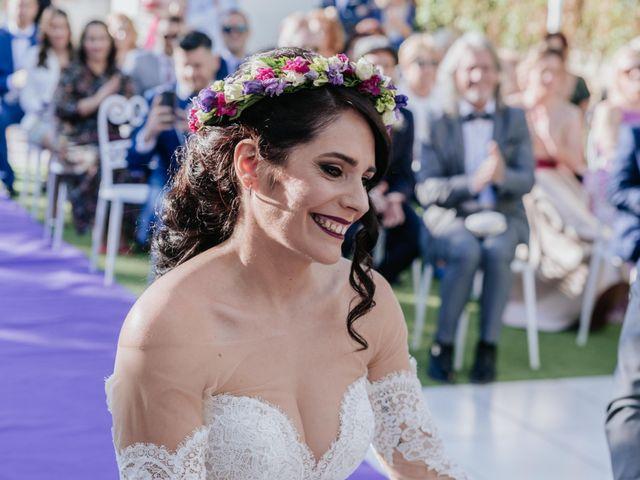 La boda de Antonio y Tatiana en Velez Malaga, Málaga 72