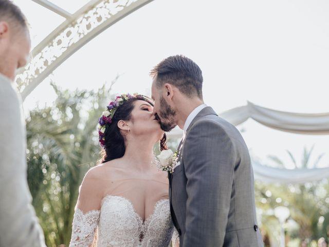 La boda de Antonio y Tatiana en Velez Malaga, Málaga 78