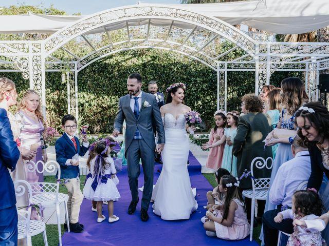 La boda de Antonio y Tatiana en Velez Malaga, Málaga 79