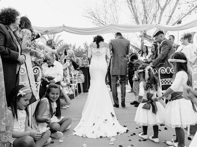 La boda de Antonio y Tatiana en Velez Malaga, Málaga 80