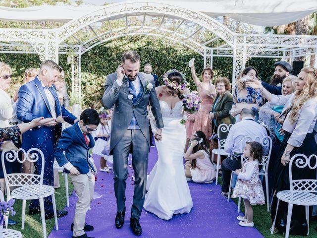La boda de Antonio y Tatiana en Velez Malaga, Málaga 81