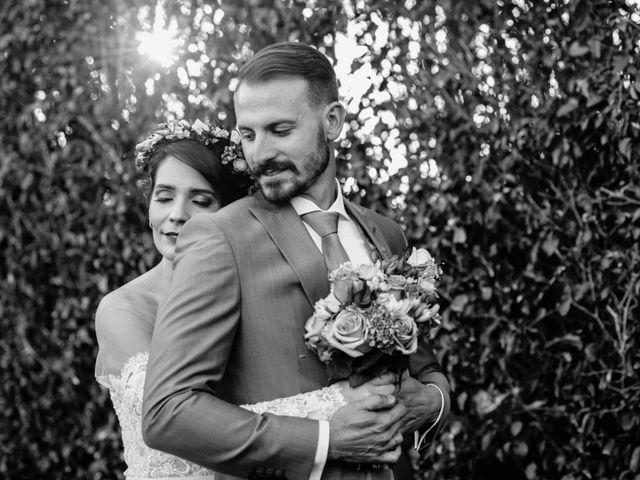 La boda de Antonio y Tatiana en Velez Malaga, Málaga 83