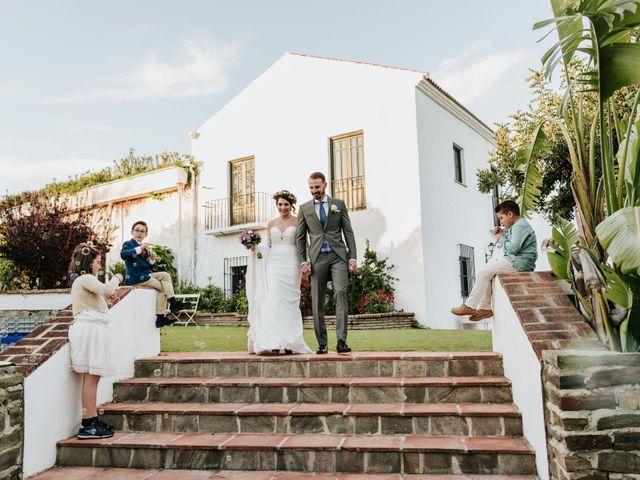 La boda de Antonio y Tatiana en Velez Malaga, Málaga 92