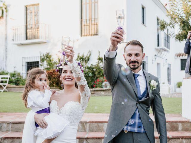 La boda de Antonio y Tatiana en Velez Malaga, Málaga 93