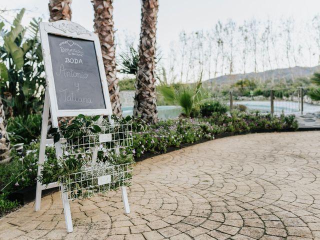 La boda de Antonio y Tatiana en Velez Malaga, Málaga 99