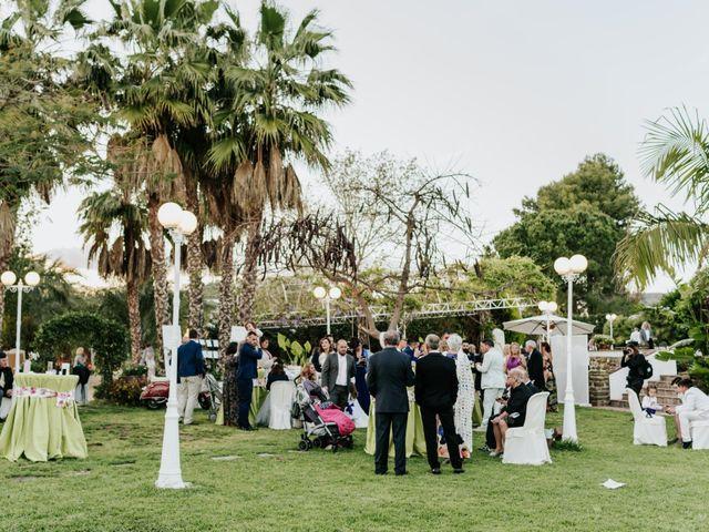 La boda de Antonio y Tatiana en Velez Malaga, Málaga 100