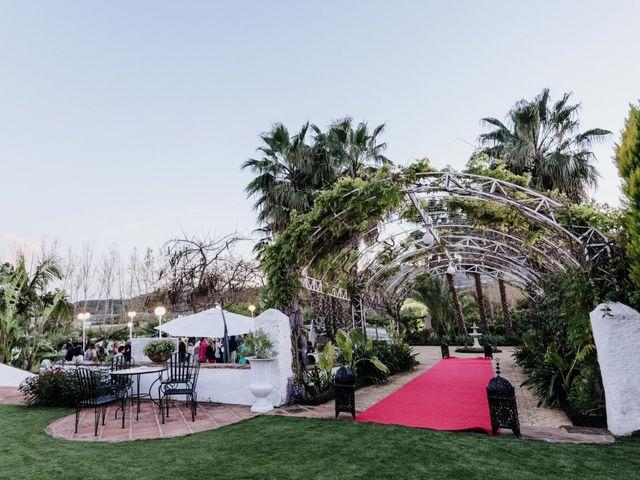 La boda de Antonio y Tatiana en Velez Malaga, Málaga 108