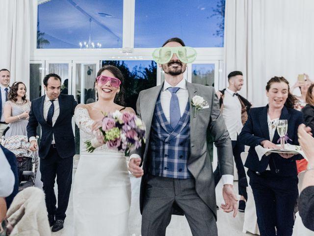 La boda de Antonio y Tatiana en Velez Malaga, Málaga 109
