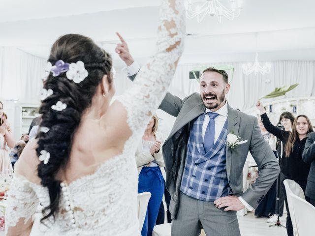 La boda de Antonio y Tatiana en Velez Malaga, Málaga 112