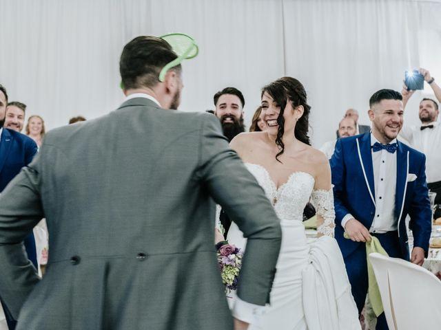 La boda de Antonio y Tatiana en Velez Malaga, Málaga 114