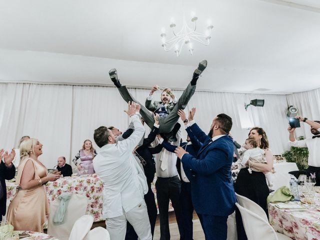 La boda de Antonio y Tatiana en Velez Malaga, Málaga 115