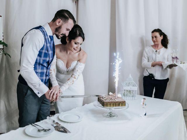 La boda de Antonio y Tatiana en Velez Malaga, Málaga 116