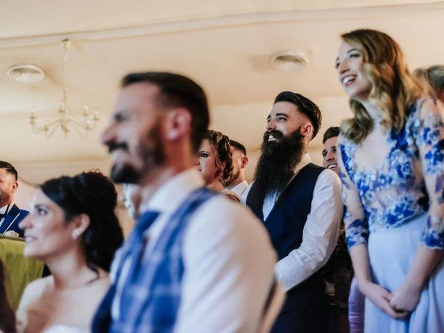 La boda de Antonio y Tatiana en Velez Malaga, Málaga 124