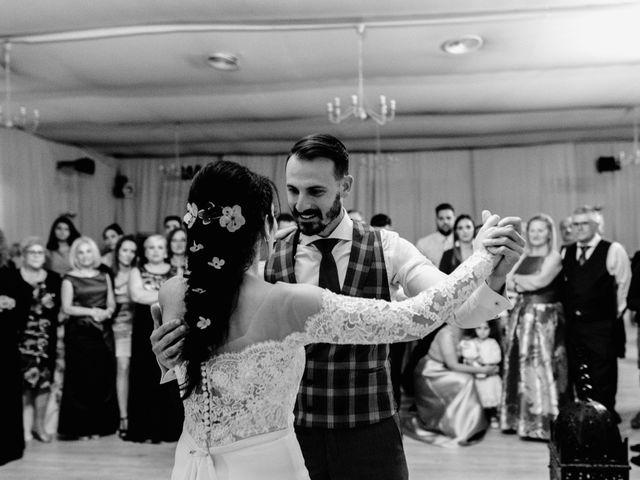La boda de Antonio y Tatiana en Velez Malaga, Málaga 125