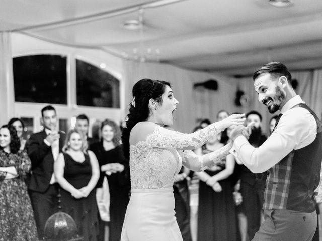 La boda de Antonio y Tatiana en Velez Malaga, Málaga 126