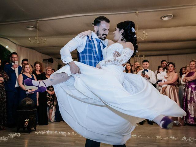La boda de Antonio y Tatiana en Velez Malaga, Málaga 128