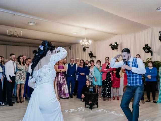 La boda de Antonio y Tatiana en Velez Malaga, Málaga 130