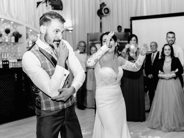 La boda de Antonio y Tatiana en Velez Malaga, Málaga 131