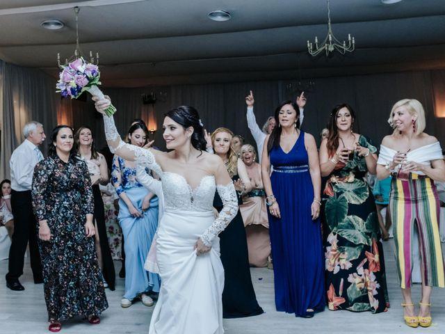 La boda de Antonio y Tatiana en Velez Malaga, Málaga 132