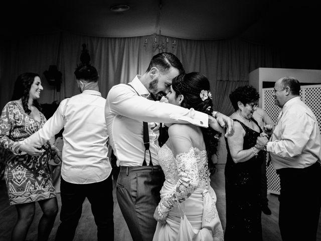 La boda de Antonio y Tatiana en Velez Malaga, Málaga 137