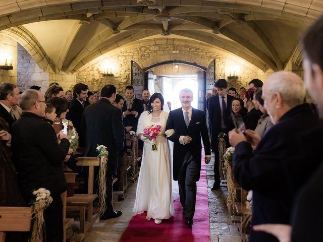 La boda de Alfonso y Cristine en Vitoria-gasteiz, Álava 5
