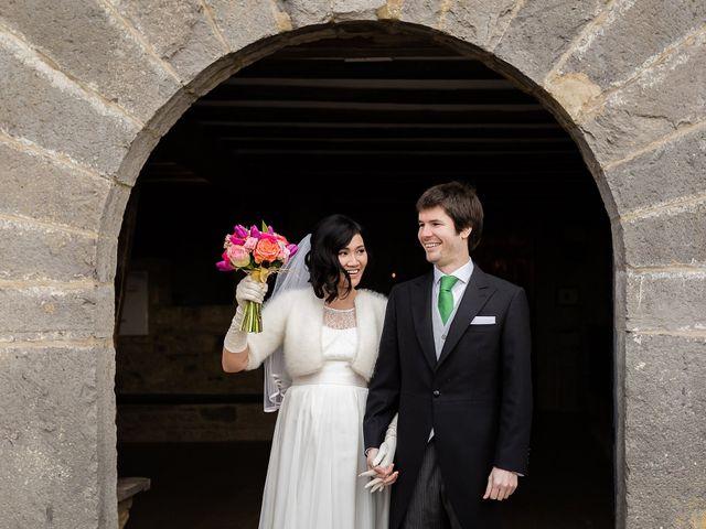 La boda de Alfonso y Cristine en Vitoria-gasteiz, Álava 27