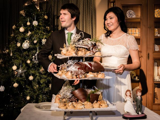 La boda de Alfonso y Cristine en Vitoria-gasteiz, Álava 42