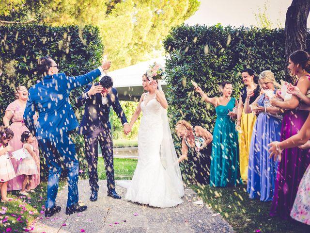 La boda de Miguel y Verónica en Illescas, Toledo 42